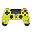 Controle Sem Fio - PS4 - Simpsons - Alta Performance - GG Controles