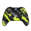Controle Sem Fio - Xbox One - Yellow Splatter - GG Controles