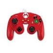 Controle Wii U - Wired Fight Pad Edição Especial - Mario