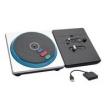 DJ Hero Sem Fio para Playstation 2 / PS3 PS4702 Preto e Prata Integris