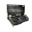 Geforce Evga Gtx Entusiasta Nvidia Gtx 980 Superclocked Acx 2.0 4Gb Ddr5 256 Bit 7010Mhz 1266Mhz 2048 Cuda Cores Dvi Hdmi Dp 961