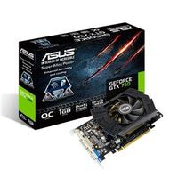 Placa de Vídeo ASUS Geforce GTX 750 1GB GDDR5 128 Bits GTX750 - PHOC - 1GD5