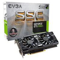 Placa De Video Evga Geforce 4Gb Gtx 1050ti Ssc Gaming - Acx3.0 - Gddr5