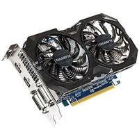 Placa de Vídeo Gtx 750 Ti 2Gb Oc Windforce 2X Gddr5 Gv - N75Toc2 - 2Gi - Gigabyte