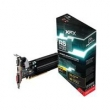 Placa de Vídeo VGA XFX AMD Radeon R5 230 1GB DDR3 64 Bits PCI - Express 3.0 625M Low Profile R5 - 230A - ZLH2
