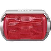 Caixa Multimídia Bluetooth Prova D`Água BT2200R / 00 Vermelha - Philips