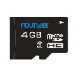 Cartão De Memória - Fundador 4GBTF cartão tf armazenamento Cartão De Memória Tablet PC móvel Cartão De Memória