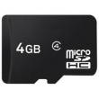 Cartão de memória - Jiqi 4GB Cartão de memória TF cartão de Cartão de memória Micro SD
