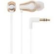 Fone de ouvido - Febre Avery e IriverICPAT500 de nível de entrada headset champanhe