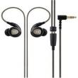 Fone de ouvido - HZSOUND HZ3 baixo HiFi ouvido fone de ouvido estilo ouvido pendurado em torno das orelhas