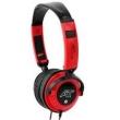 Fone de ouvido - ISK AT1000 vermelho - cabeça de estilo fones de ouvido