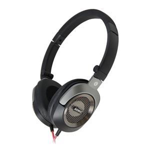 Fone de Ouvido - preto - Sômica MH438 um Fone de Ouvido de ouvido Fone de Ouvidos de ouvido preto HIFI