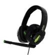 Fone de ouvido - Sômica EC13S surround auricular a mais de 71 preto