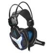 Fone Headsets - versão cor luminosa - Wired headset gaming headset luminosa versão luminosa preto