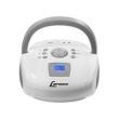 Rádio Fm Estéreo com Mp3 Player, Usb, Micro SD Lenoxx - Branco