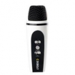 Microfone - Branca Top refeição correspondência - Dubbo Lai Cante Q12 Microfone do computador Microfone do aparelho K ca