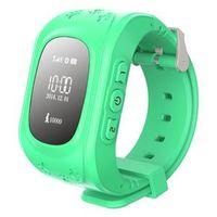 Smart watch - verde - Ka Muang Q50 smartphones crianças verde