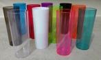 30 Copos long drink lisos 350mls cor a sua escolha