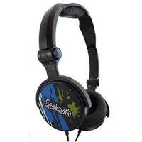 Headset Dobravel G - CUBE Splash Teal iPad iPhone PC MP3 GHPS - 109T