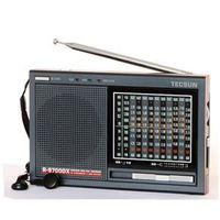 Rádio - Rádio Banda Tecsun Desheng R9700Dx12