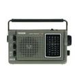 Rádio - Tecsun Desheng Green168 Full - Band Portátil Recarregável