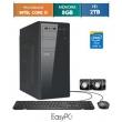 Computador Desktop Easypc Intel Core I3 8Gb Hd 2Tb