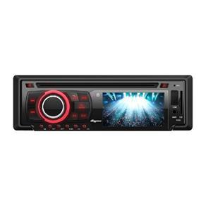 DVD Player Automotivo Quatro Rodas Bluetooth Tela 3 ? - MTC 6616