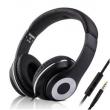 Fone de ouvido - cartão kanen pode mp3 música telefone headset gaming estilo azul cabeça IP980