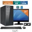 Computador Com Monitor Led 21 Easypc Intel Core I5 8Gb Hd 320Gb Windows