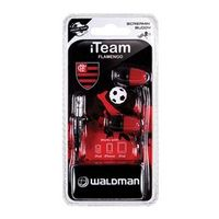 Fone In - Ear Waldman Screamyn Buddy Flamengo