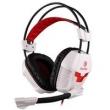 Fone de ouvido - Siders Sades Pirelli A30 fones de ouvido estilo cabeça branca vermelho café