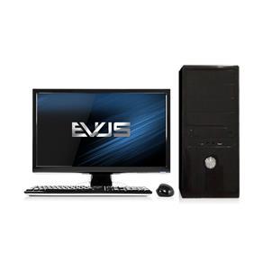 Computador Core i3 - 4170 3.7GHz / 4GB / 500GB / Linux - Evus