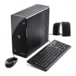 Desktop Positivo Stilo DSi7667 Intel Core i3, 4GB, 1TB e Linux - Preto