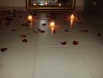 Decoração romântica
