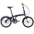 Bicicleta Dobrável Aro 20 Durban ECO Uma Marcha Azul
