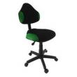 Cadeira Giratória Secretária Office Play Verde Escuro verde musgo