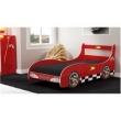 Cama Carro Cross - Gelius Moveis - Vermelho vermelho
