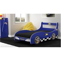 Cama Carro Radical - Gelius Moveis - Azul azul marinho
