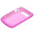 Capa de Silicone Blackberry HDW - 27288 - 005 Estilizada - Rosa