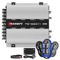Módulo Taramps Ts400 X4 Digital 400w + Controle Stetsom Sx2