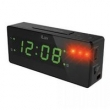Relógio Despertador Iluv Time Shaker, LED, Alarme