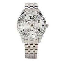 Relógio Feminino Analógico Seculus 28616L0SVNS2 - Cromado prata