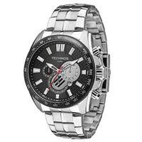 Relógio Masculino Analógico Technos OS2AAN / 1P - Prata prata