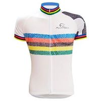 Camisa Ciclismo Masculina Mauro Ribeiro Esprit MTB Speed Branca branco