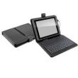 Capa, Mini Teclado e Suporte Multilaser Slim, 9.7 ´, USB, TC157 - Preto