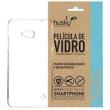 Capa + Película Vidro Lumia 640 / Dual Policarbonato Ultra Transparente ( Acrílico ) - Husky