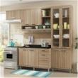 Cozinha Compacta 5146 Sicília Siena Móveis - Argila
