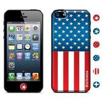 Cushi Id América Gift / America Case - Adesivo 3D Para Iphone 5