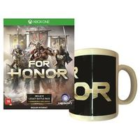 Jogo For Honor: Limited Edition - Day One Xbox One + Caneca Exclusiva For Honor - 330 ml