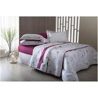 Kit Cobre - leito Solteiro Satinee Persy 300 Fios com 1 Porta - Travesseiros - Kacyumara rosa